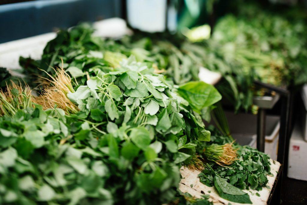 cuisine végétarienne inspiration